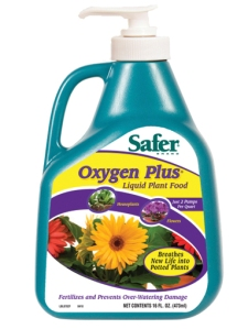 SAFER Oxygen Plus Plant Food