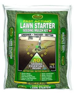 ENCAP Lawn Starter Mulch & Fertlizer