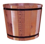 Susquehanna Barrel Planter