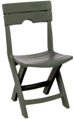 Quik-Fold Chair in Sage